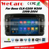 Wecaro WC-MB7507 Android 5.1.1 multimedia system For Benz CLK C209 W209 car radio gps navigation 1998 -2006
