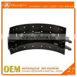 Railway train locomotive motorcycle brake block brake shoes
