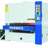 KSR-R-P1300 TRI-HEAD broad belt sander