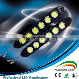 Directly Auto LED Factory,12W COB High Power All Car Use for mitsubishi asx led daytime running light