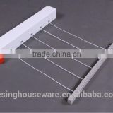 Home Hotel Indoor Outdoor Housekeeping Laundry Retractable Clothes Line/ Dryer/ Accessories/Airer /Clothesline 5 Line