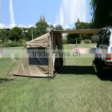 Car Side Awning with Camping tent Shower tent