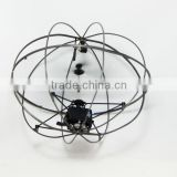 i717! Hot sale 3.5ch flying ball rc heli with gyro control by iOS and Android device rc motor ball