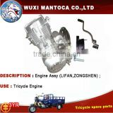 Zongshen motorcycle CG200 Engine use for 200CC motorcycle three wheeler spare parts