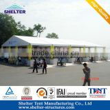 30m Oman hot style Firmly Aluminum structure events marquee tents for sale with weight plate cover for wedding banquet
