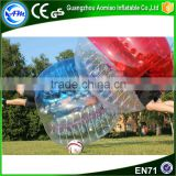 Good quality crazy humna size inflatable rubber ball,bumper ball for sale                                                                                                         Supplier's Choice