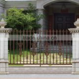 2016 China supplier Aluminium Swimming Pool Fence panels /Aluminum Fence for garden fence