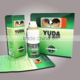 3pcs/set Hot Sale Products YUDA Hair Growth Liquid Herbal Pilatory Hair Loss Treatment Spray