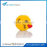 Different Emoji Battery Charger Kissing Power Bank Adorable Portable Charger For IOS Android Phones