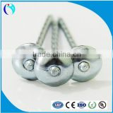 building material China supplier roofing nail/galvanized roofing nail/umbrella head coil roofing nail