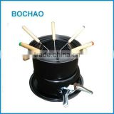11pcs Fondue Sets for Chocolate