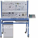Electronic trainer,Analog-Digital-Microcontroller Electronic Technology Training Kit