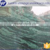 moutain green granite tiles village home constraction items floor surface tiles with top polished& quality