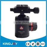 High-end damping head,black head with bubble level QH20