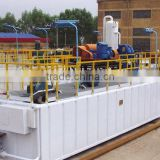 Solid Control System Drilling Rig Mud Tanks