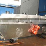 Edible sault vibrating fluidized bed dryer with fully sealed structure