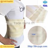 Medical elastic shaping abdominal belt