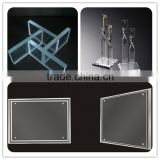 Customized acrylic ,trophy bases,transparent display units,advertising display units