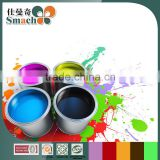 Guangdong manufactory high technology red metallic pearl acrylic paint