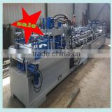 Automatic Galvanized Steel Sheet Multi Model Automatic Adjustment C/Z Purlin Roll Forming Machine