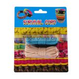 2015 New Arrival Crafting Kits 550 DIY Survival Paracord Combo Kits DIY Paracord Jewelry For Children