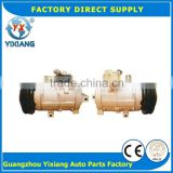 Factory 38810-PGM-003 10S20C 130MM 6PK Pulley Clutch Auto Air Conditioning Electric Compressor For Honda
