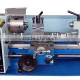 Hot sell!!! Newest Hobby mini lathe CQ0618 (XD0618) machine/ easy operation bench lathe                                                                         Quality Choice