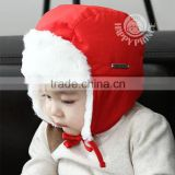 MZ3115 Toddler Baby Boys Girls Warm Headwear Hat Winter Cap Earflap Face Mask