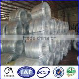 galvanized wire for bird cages/electrical wire/electro galvanized iron wire