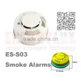 outdoor smoke detector alarm