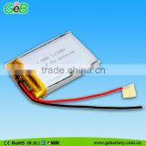 3.7V 2000mAh Lipo Lithium Battery, gb/t 18287-2013 Spice Mobile Battery