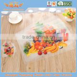 High quality full color printing plastic placemat