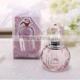 wholesale wedding crystal perfume bottles for wedding decoration