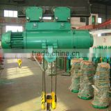 Small motor pulleys CD1 type electric hoist