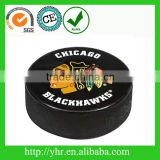 Customed Rubber Competition NHL Ice Hockey Puck