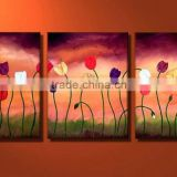2 pieces Assorted Famous Abstract Acrylic Painting Artists