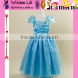 2015 factory direct formal baby girl cosplay dress original price Christmas fashion baby princess evening dress