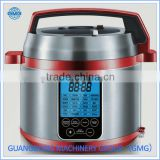 Touch Screen Control Operate&5L/6L Multi Tastes Electronic High Pressure and Low Cooker
