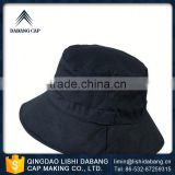 Professionally cap manufacturer promotion breatable bucket fishing hat cap with custom logo