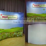 Advertising Backdrops Tension Fabric Display Flower Wall Wedding Backdrop