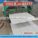R-panel roof steel sheets for barn