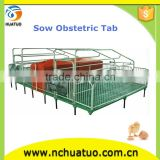 best selling Farrowing Crate Pig Farrowing Bed/sow obstetric table/ pig Operating Table for sale
