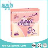 2015 New Disposable Puerperal Silver Adult Diapers And Sanitary Pads