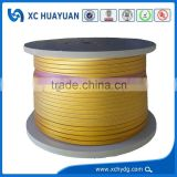 ISO9001 Approved Fiberglass covered rectangular aluminum winding wire For Electrical Appliance