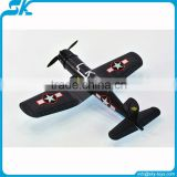 !2.4G 4CH R/C AIRPLANE Pirate F4U (brushless & brush airplane) rtf glider Aircraft rc planes electric