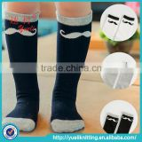 2015 Fashion Japan wholesale cotton boy and girl socks knee high cute and tube socks