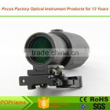IMAGINE 4X32mm Small Red Dot Laser Rifle Aim Scope for Gun