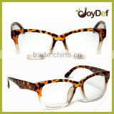 Latest Fashion Girl Sunglasses, Popular Acetate Sunglasses with Screen Printing Patterns