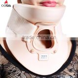 High Quality Orthopedic neck collar medical foam Adult Adjustable Types Of Cervical Collar