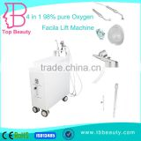 Dictely Factory Price Pure Oxygen Therapy Oxygen Facial Equipment Facial Machine For Skin Rejuvenation Salon
